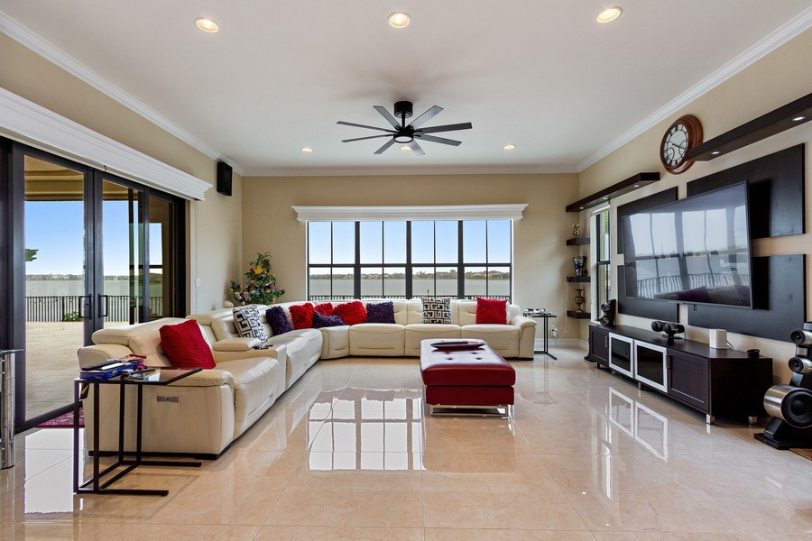 Real Estate Photography - 8745 E Watercress Ct, Parkland, FL, 33076 - Family Room