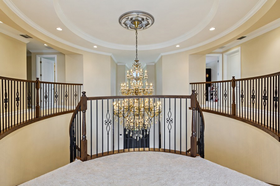 Real Estate Photography - 8745 E Watercress Ct, Parkland, FL, 33076 - Staircase