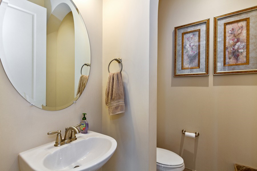 Real Estate Photography - 8745 E Watercress Ct, Parkland, FL, 33076 - Half Bath