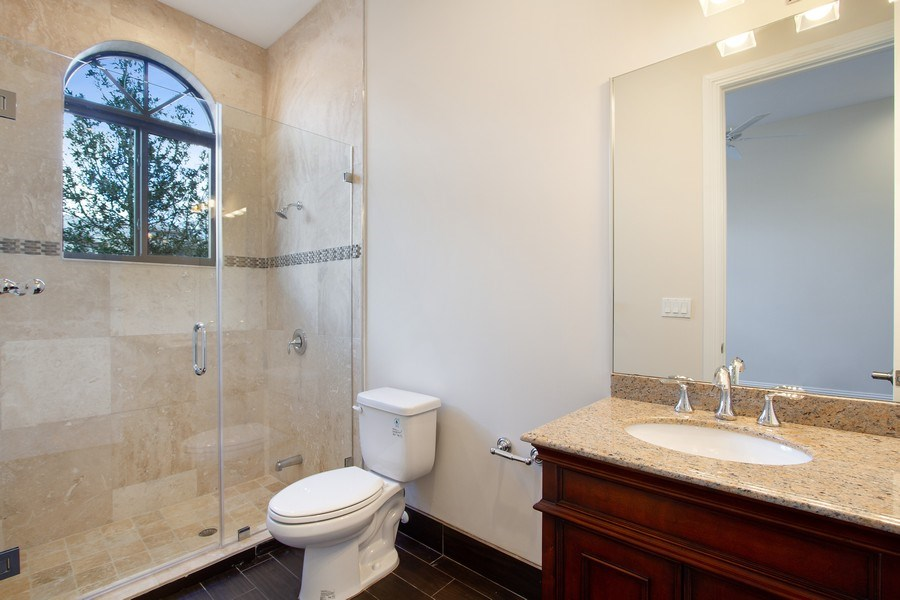 Real Estate Photography - 6815 NW 122nd Ave, Parkland, FL, 33076 - 4th Bathroom