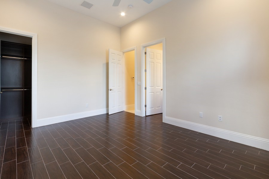 Real Estate Photography - 6815 NW 122nd Ave, Parkland, FL, 33076 - 4th Bedroom