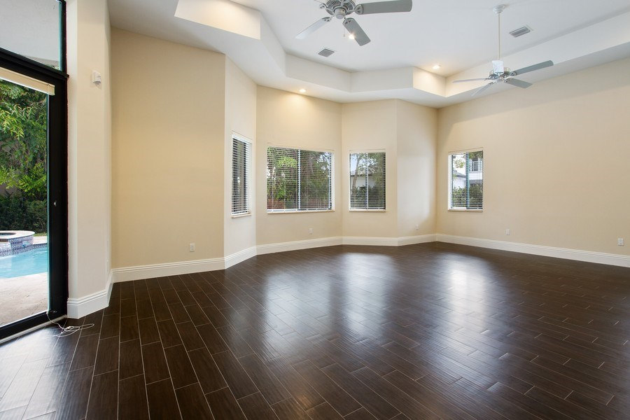 Real Estate Photography - 6815 NW 122nd Ave, Parkland, FL, 33076 - Master Bedroom