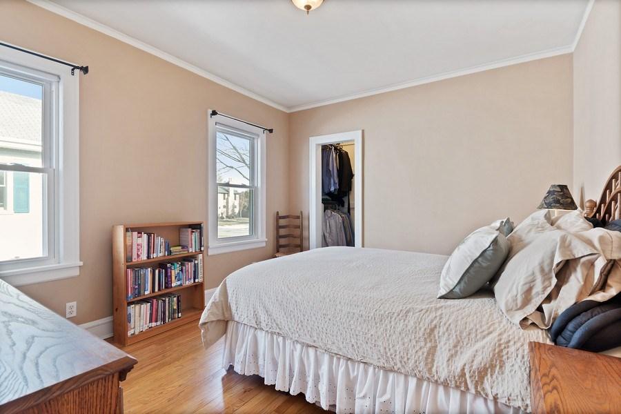Real Estate Photography - 220 N Oak, Elmhurst, IL, 60126 - Bedroom