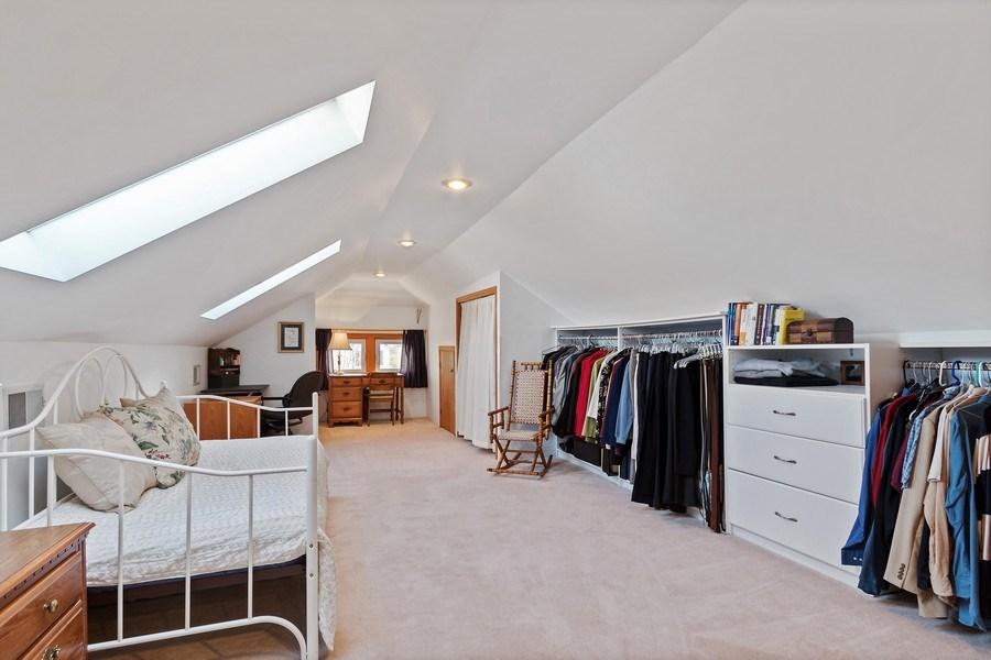 Real Estate Photography - 220 N Oak, Elmhurst, IL, 60126 - 3rd Bedroom