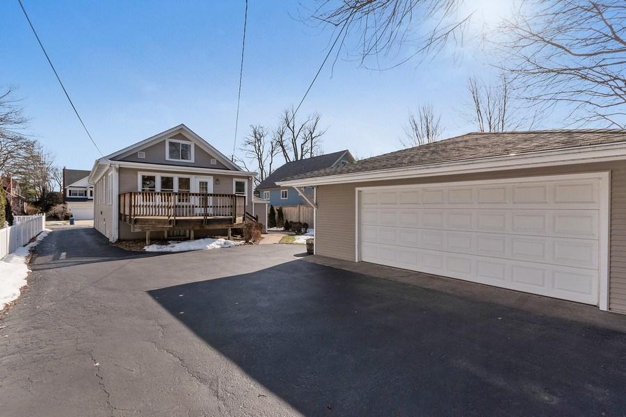 Real Estate Photography - 220 N Oak, Elmhurst, IL, 60126 - Garage