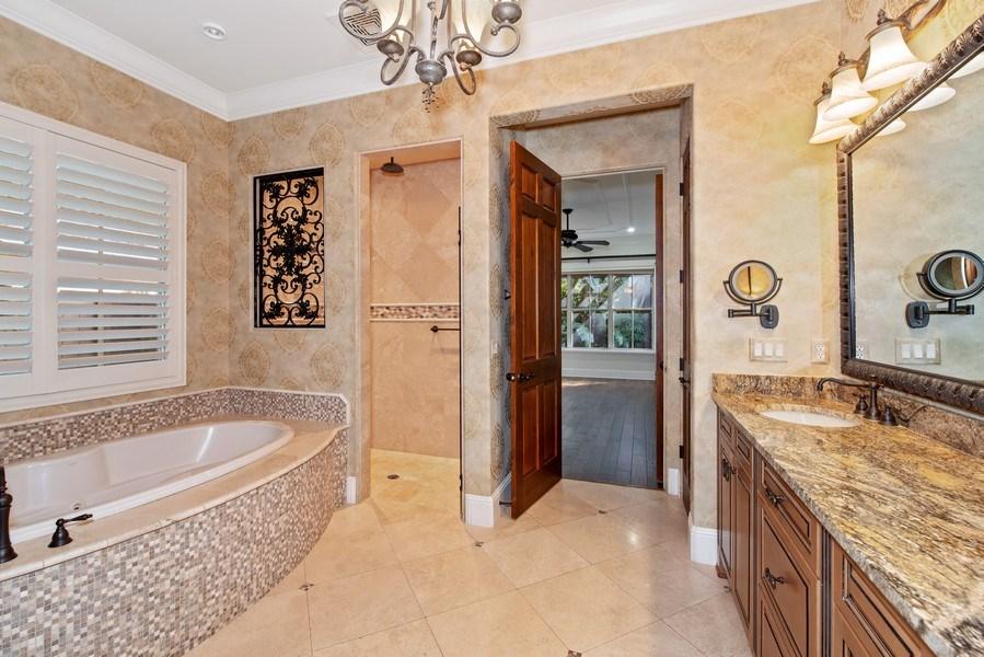 Real Estate Photography - 150 E Rockwood Way, Winter Park, FL, 32789 - Master Bathroom