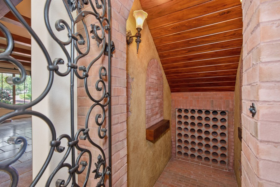 Real Estate Photography - 150 E Rockwood Way, Winter Park, FL, 32789 - Wine Cellar