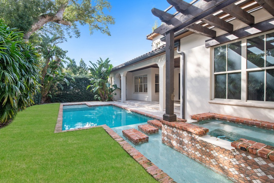 Real Estate Photography - 150 E Rockwood Way, Winter Park, FL, 32789 - Pool