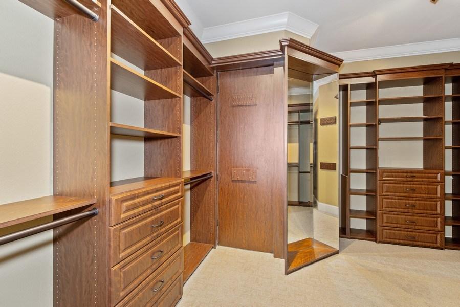 Real Estate Photography - 150 E Rockwood Way, Winter Park, FL, 32789 - Master Bedroom Closet