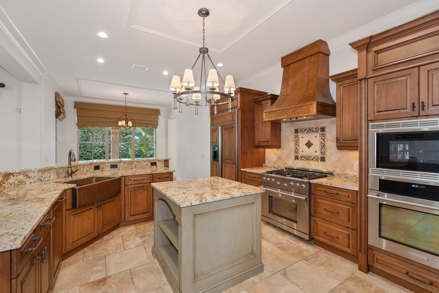 Real Estate Photography - 150 E Rockwood Way, Winter Park, FL, 32789 - Kitchen