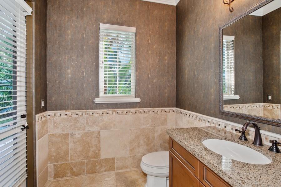 Real Estate Photography - 150 E Rockwood Way, Winter Park, FL, 32789 - Powder Bath