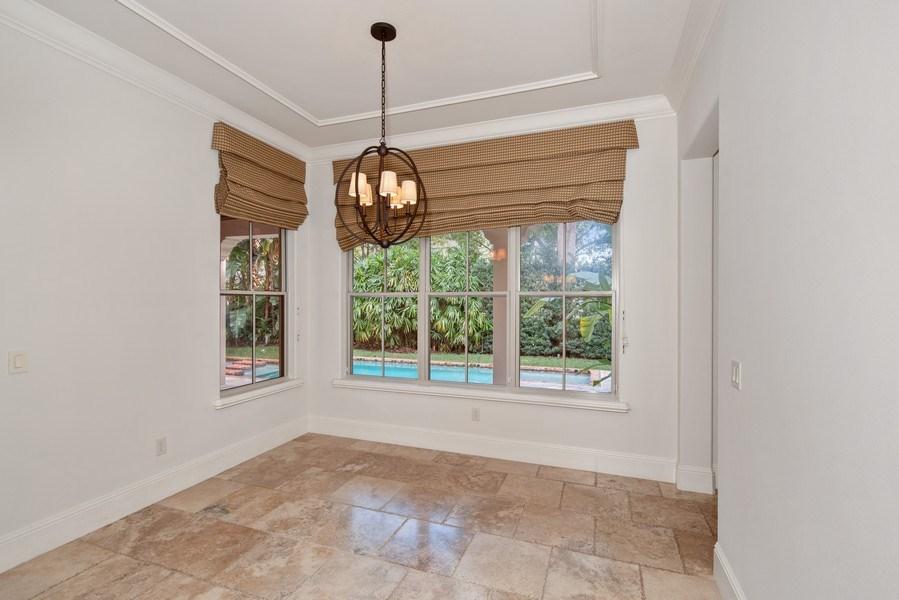 Real Estate Photography - 150 E Rockwood Way, Winter Park, FL, 32789 - Breakfast Nook