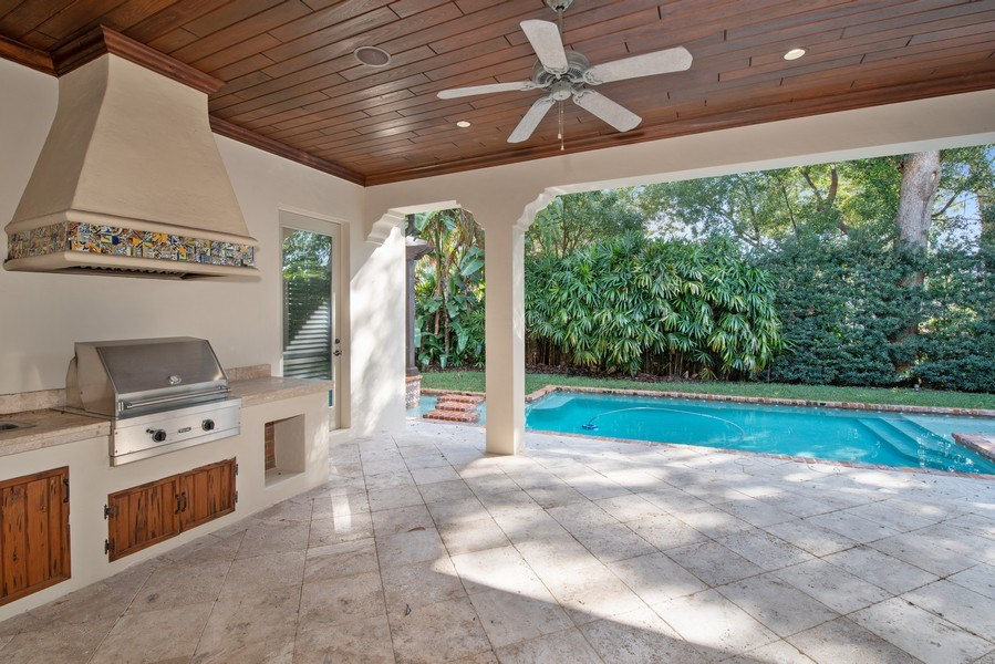 Real Estate Photography - 150 E Rockwood Way, Winter Park, FL, 32789 - Patio