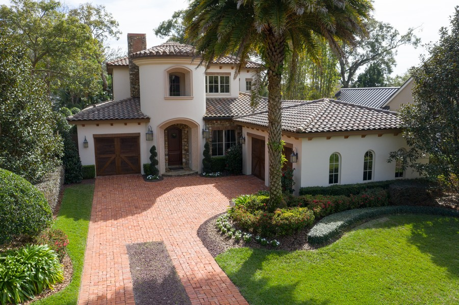 Real Estate Photography - 150 E Rockwood Way, Winter Park, FL, 32789 - Front View