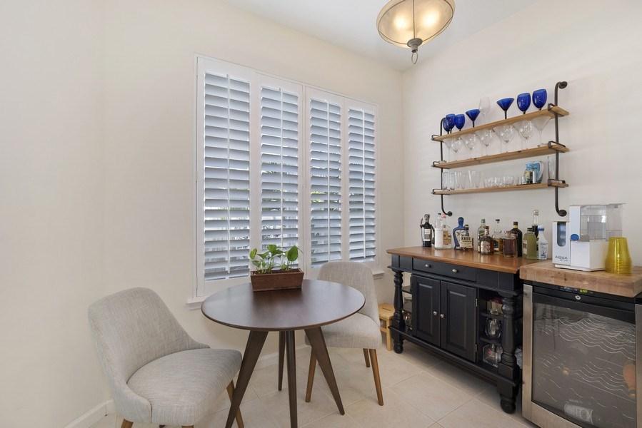 Real Estate Photography - 4331 Corrine Rd, Orlando, FL, 32814 - Breakfast Area