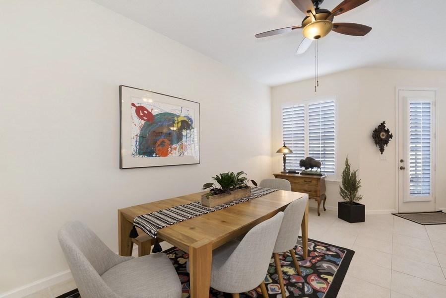 Real Estate Photography - 4331 Corrine Rd, Orlando, FL, 32814 - Dining Room