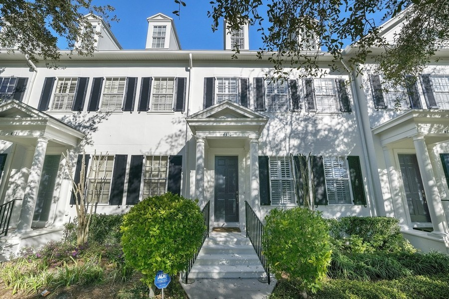 Real Estate Photography - 4331 Corrine Rd, Orlando, FL, 32814 - Front View