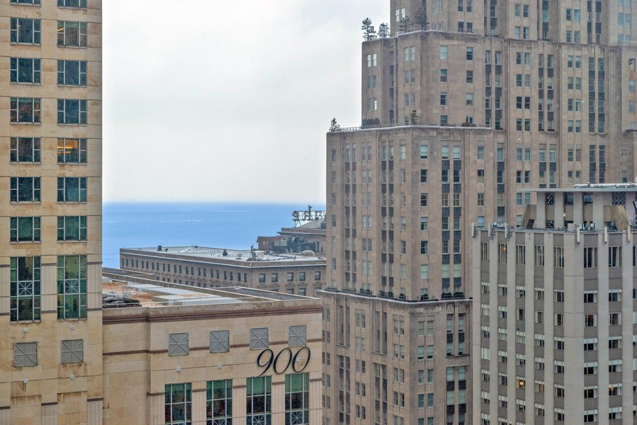 Real Estate Photography - 111 E Chestnut, Unit 20A, Chicago, IL, 60611 - View