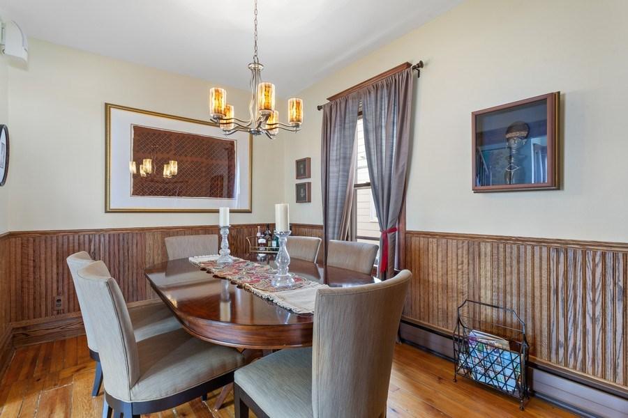 Real Estate Photography - 803 Belleforte Avenue, Oak Park, IL, 60302 - Dining Room