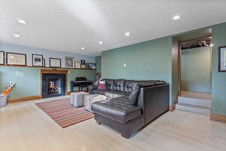 Real Estate Photography - 803 Belleforte Avenue, Oak Park, IL, 60302 - Basement