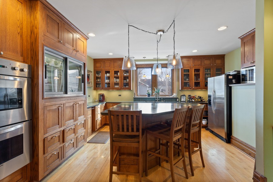 Real Estate Photography - 803 Belleforte Avenue, Oak Park, IL, 60302 - Kitchen