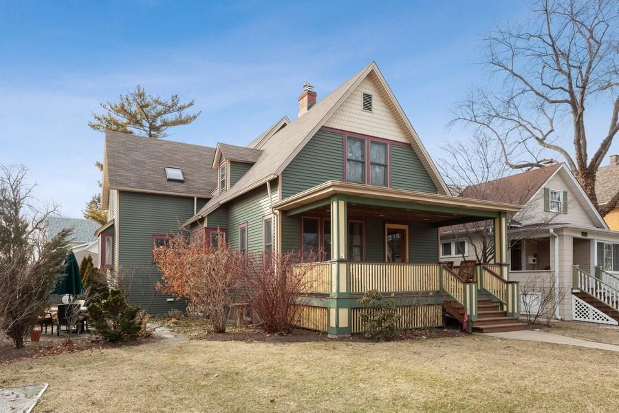 Real Estate Photography - 803 Belleforte Avenue, Oak Park, IL, 60302 - Front View