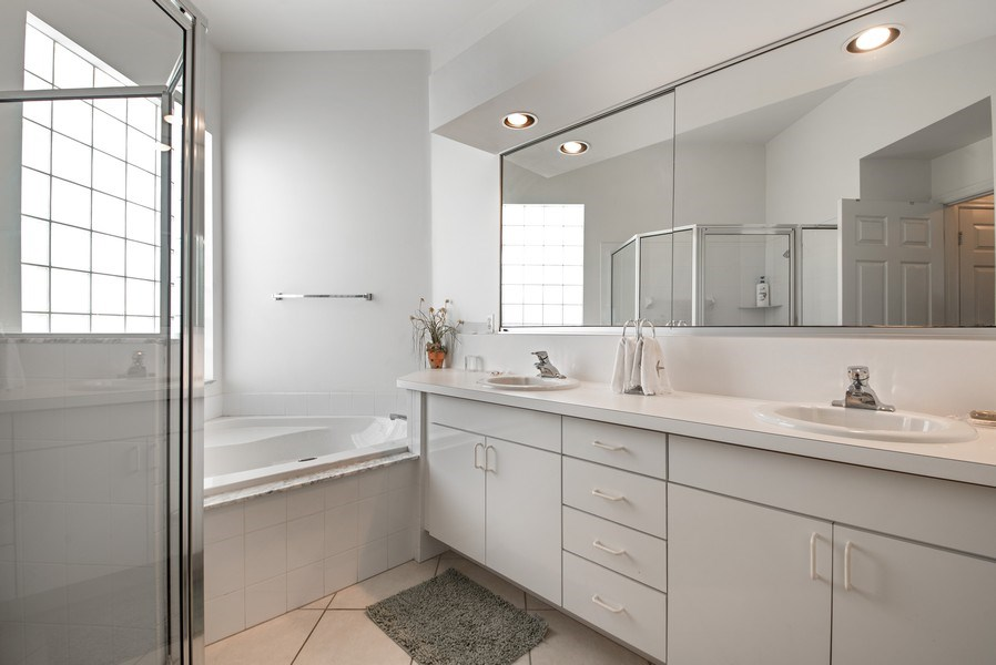 Real Estate Photography - 2591 Country Golf Drive, Wellington, FL, 33414 - Master Bathroom