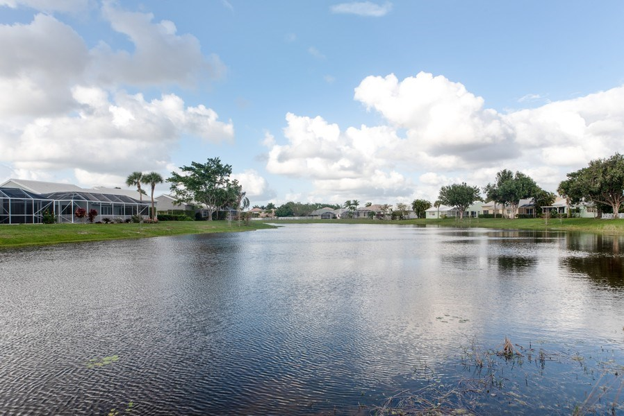 Real Estate Photography - 2591 Country Golf Drive, Wellington, FL, 33414 - Ocean View