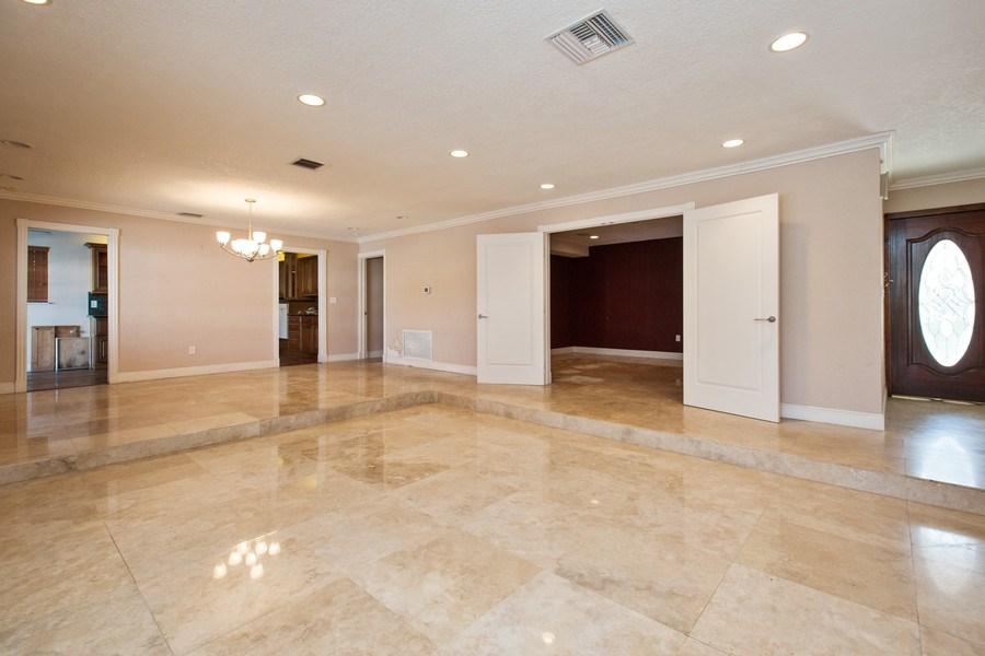 Real Estate Photography - 3447 NE 168th S, North Miami Beach, FL, 33160 - Living Room