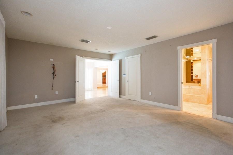 Real Estate Photography - 3447 NE 168th S, North Miami Beach, FL, 33160 - Master Bedroom