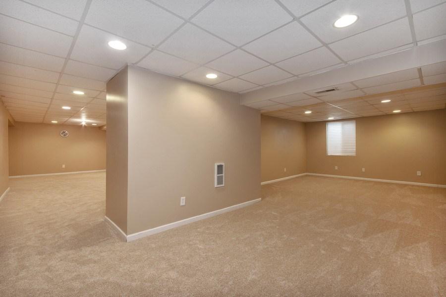 Real Estate Photography - 410 Kensington Dr., Oswego, IL, 60532 - Basement