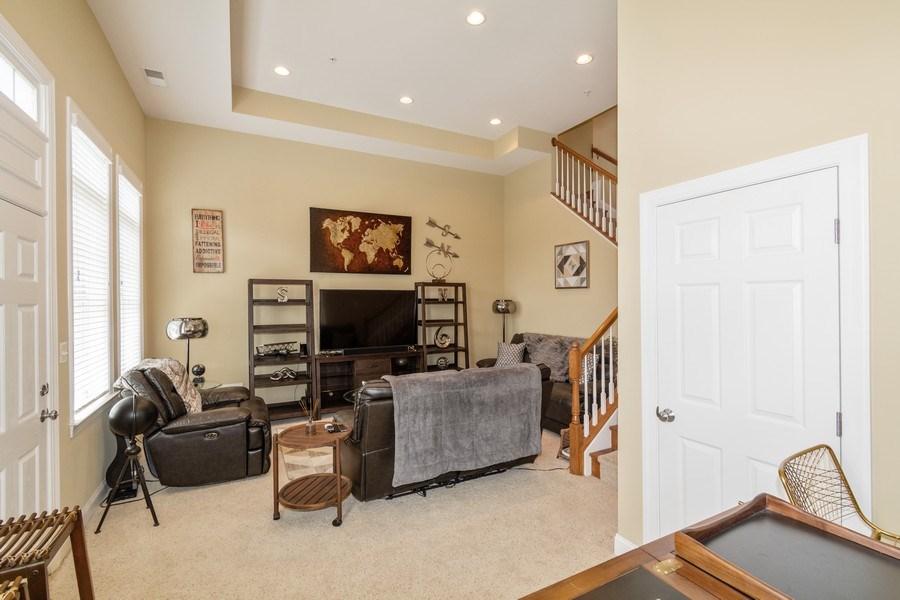 Real Estate Photography - 3536 Goddard Way, Alexandria, VA, 22304 - Lower Level