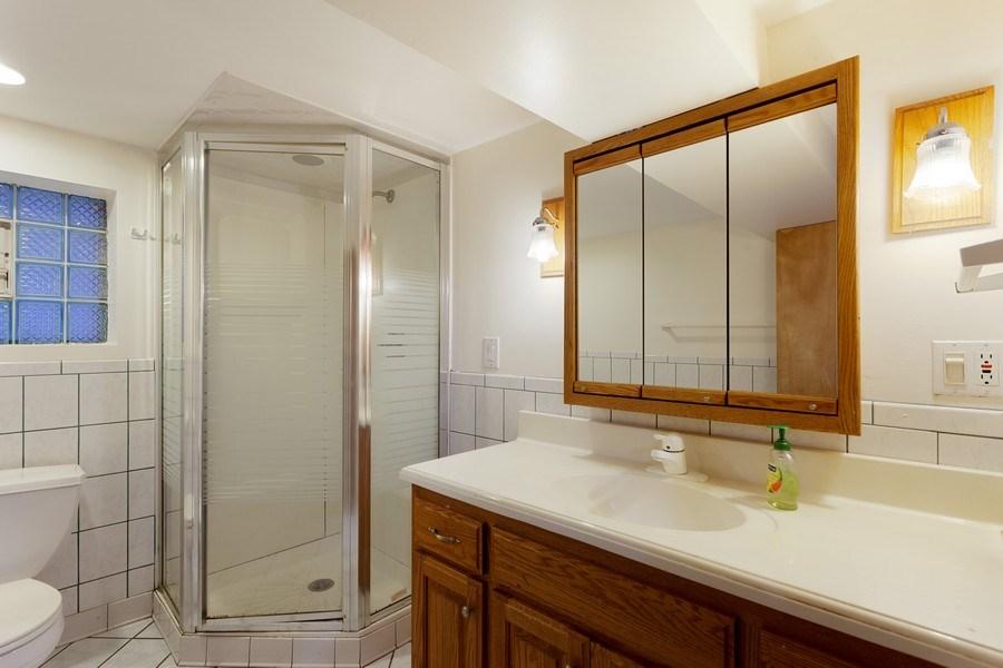 Real Estate Photography - 932 S. Euclid Avenue, Oak Park, IL, 60304 - 2nd Bathroom