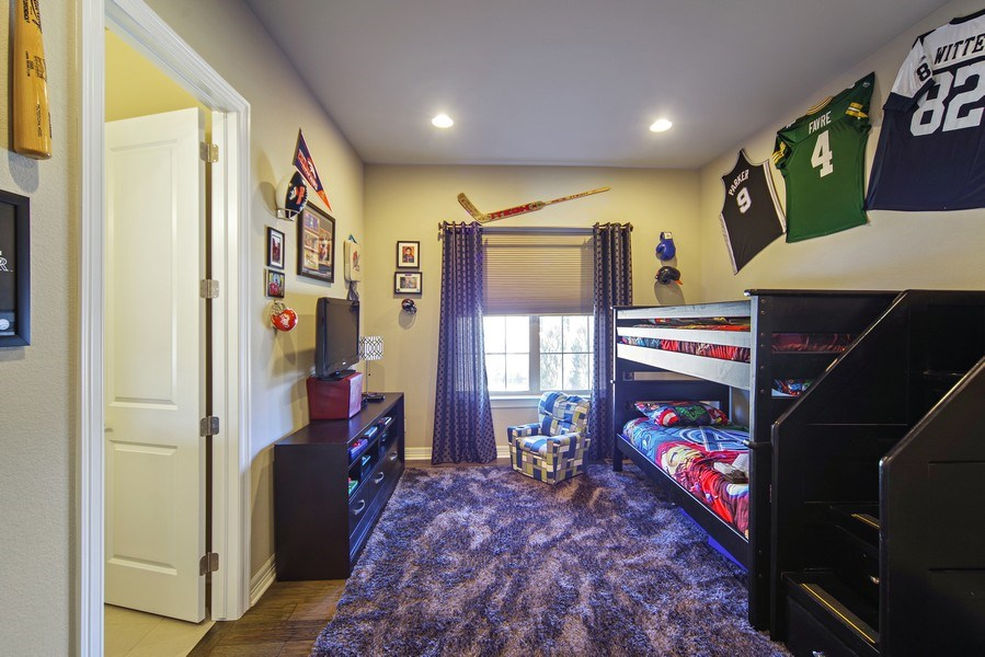 Real Estate Photography - 1650 Tiverton Ave, Broomfield, CO, 80023 - 3rd bedroom/study
