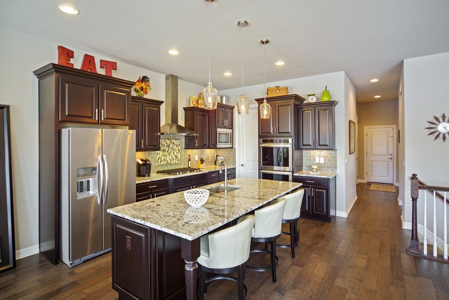 Real Estate Photography - 1650 Tiverton Ave, Broomfield, CO, 80023 - Kitchen