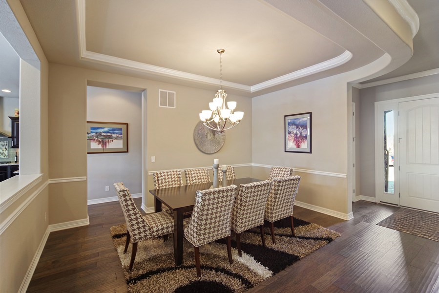 Real Estate Photography - 1650 Tiverton Ave, Broomfield, CO, 80023 - Dining Room