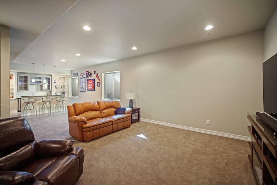 Real Estate Photography - 1650 Tiverton Ave, Broomfield, CO, 80023 - Basement