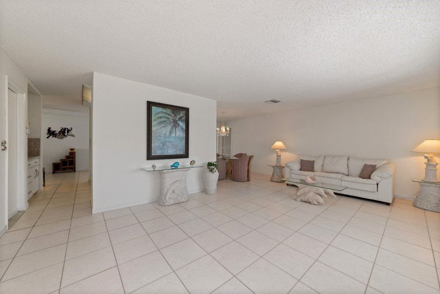 Real Estate Photography - 718 SW 15th St, Boynton, FL, 33426 - Living Room