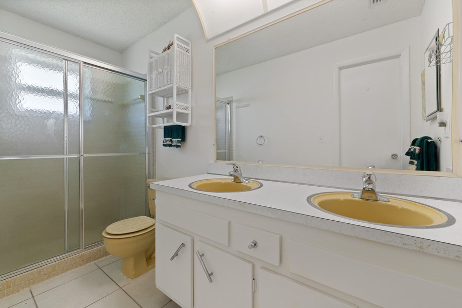 Real Estate Photography - 718 SW 15th St, Boynton, FL, 33426 - Master Bathroom