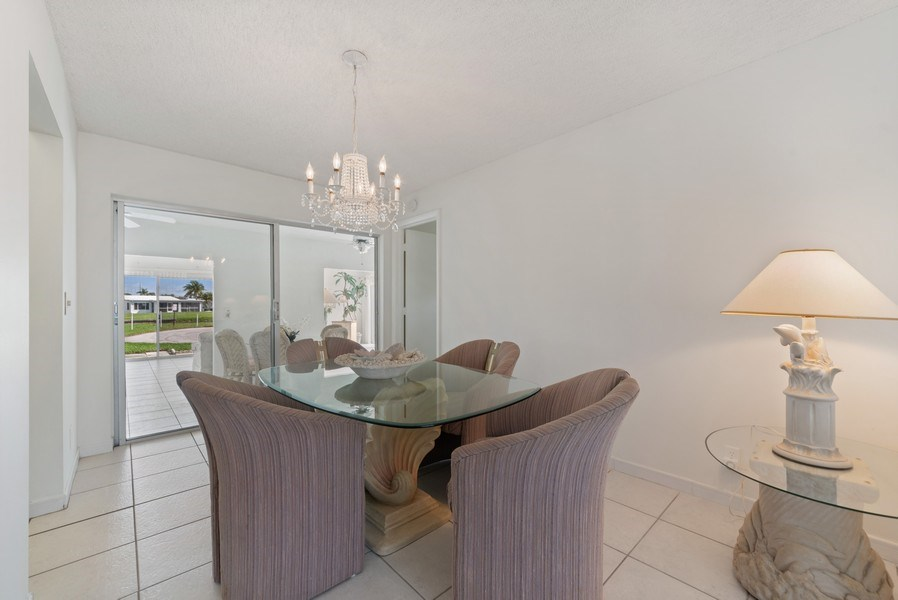 Real Estate Photography - 718 SW 15th St, Boynton, FL, 33426 - Dining Room