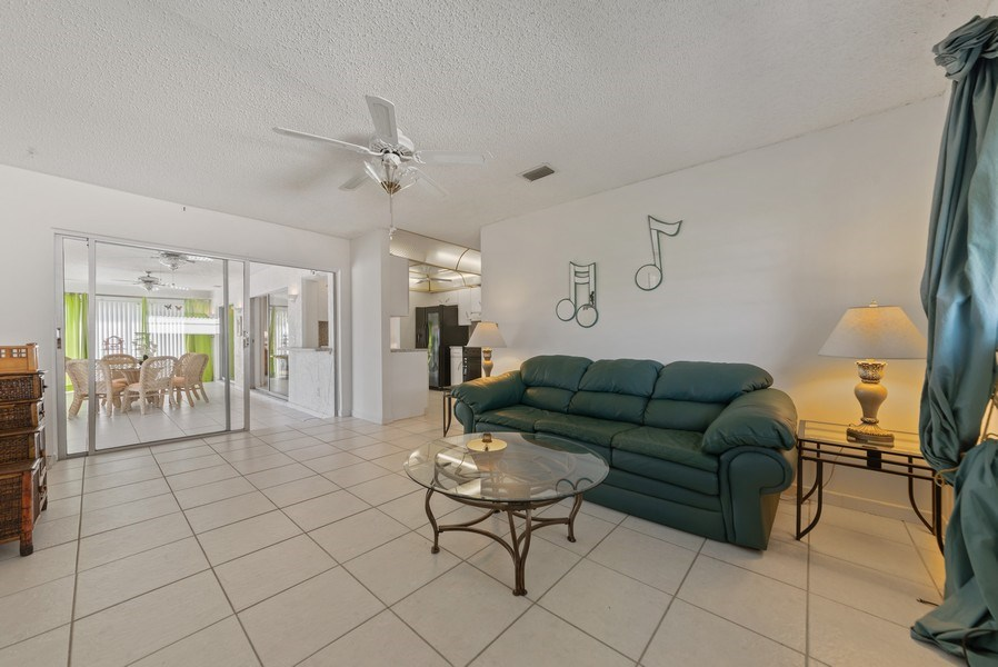 Real Estate Photography - 718 SW 15th St, Boynton, FL, 33426 - Family Room