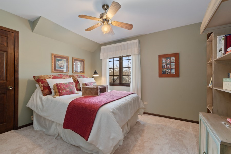 Real Estate Photography - 415 Butternut Trail, Frankfort, IL, 60423 - 3rd Bedroom