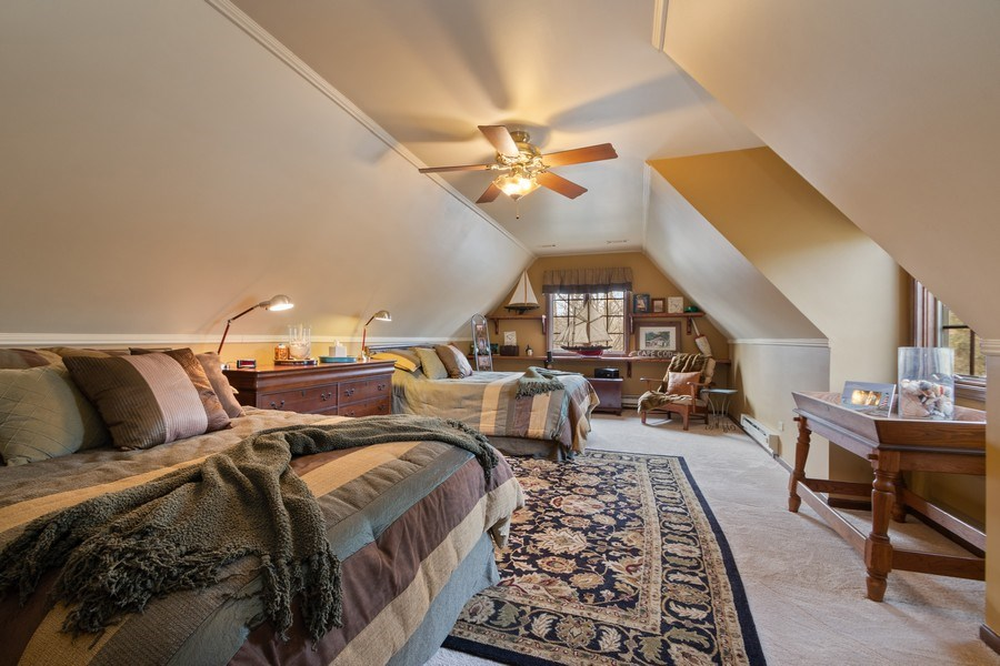 Real Estate Photography - 415 Butternut Trail, Frankfort, IL, 60423 - 4th Bedroom
