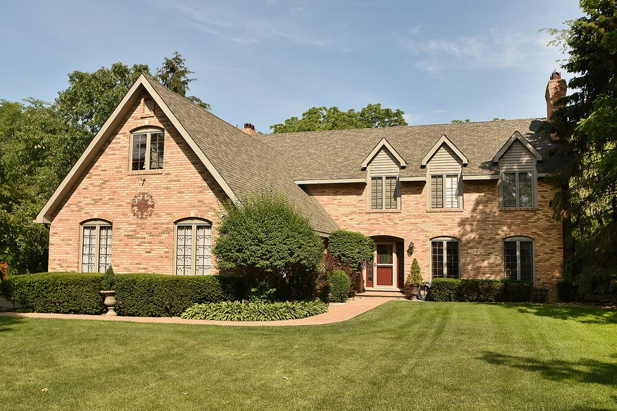 Real Estate Photography - 415 Butternut Trail, Frankfort, IL, 60423 - Front View