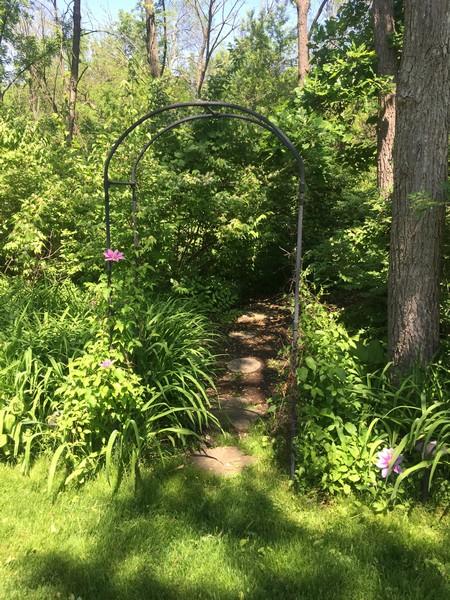 Real Estate Photography - 415 Butternut Trail, Frankfort, IL, 60423 - Yard/Garden