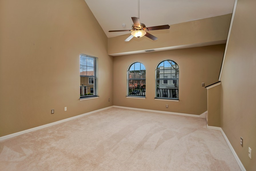 Real Estate Photography - 730 Siena Place, Apt 201, Kissimmee, FL, 34747 - Living Room