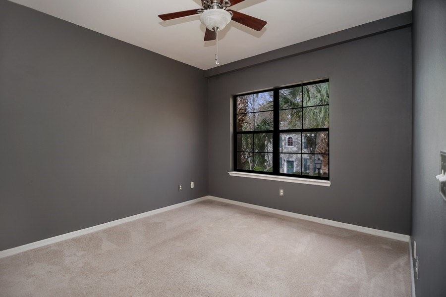 Real Estate Photography - 730 Siena Place, Apt 201, Kissimmee, FL, 34747 - Master Bedroom
