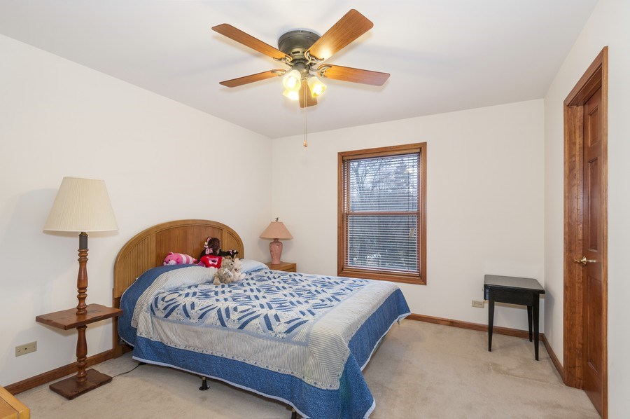 Real Estate Photography - 819 Farm Dr, West Chicago, IL, 60185 - 3rd Bedroom