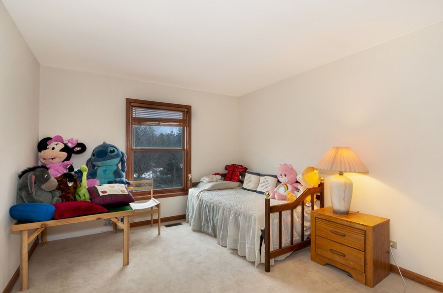 Real Estate Photography - 819 Farm Dr, West Chicago, IL, 60185 - Bedroom