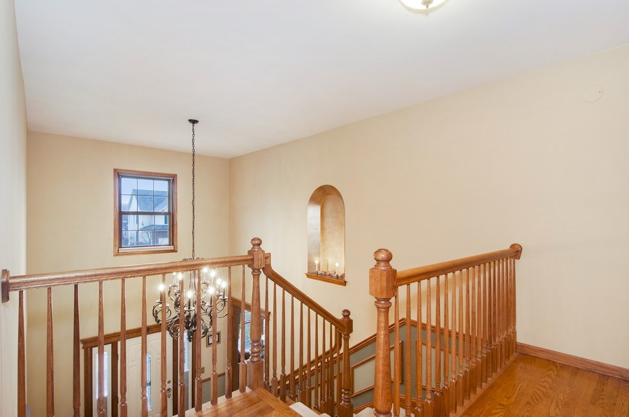 Real Estate Photography - 819 Farm Dr, West Chicago, IL, 60185 - Foyer